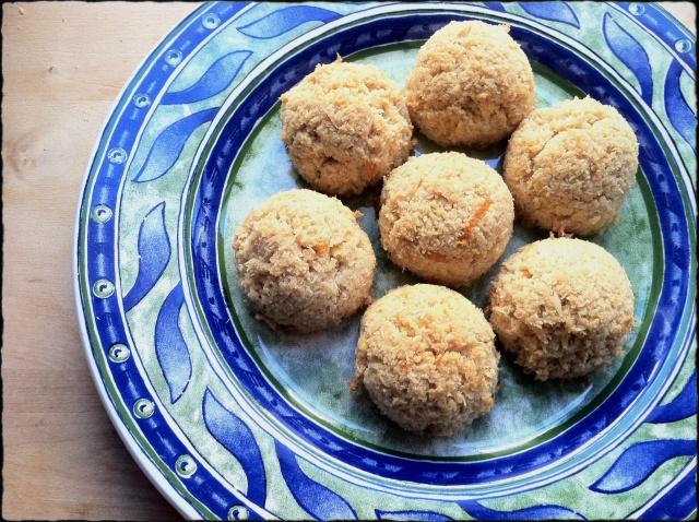 Coconut Citrus Macaroons