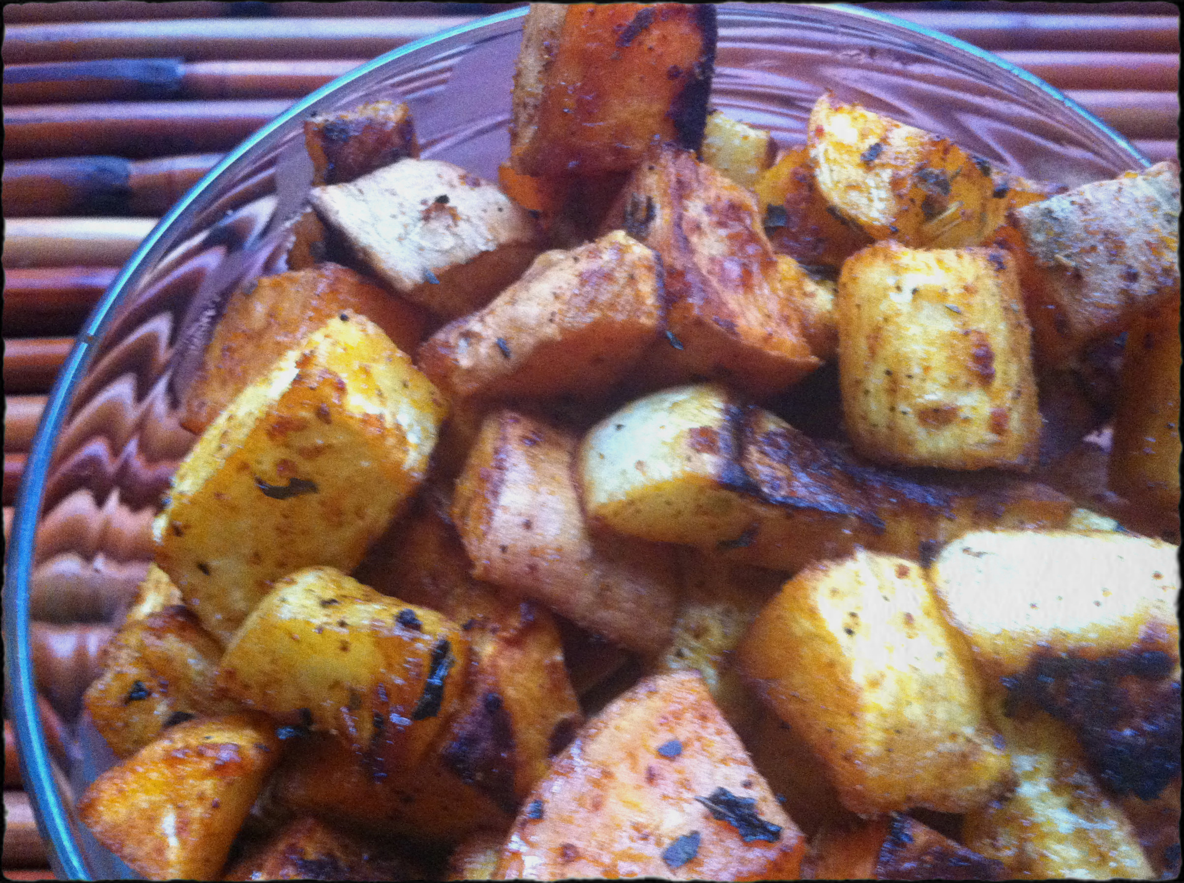 Turnip Home Fries Recipe — Dishmaps