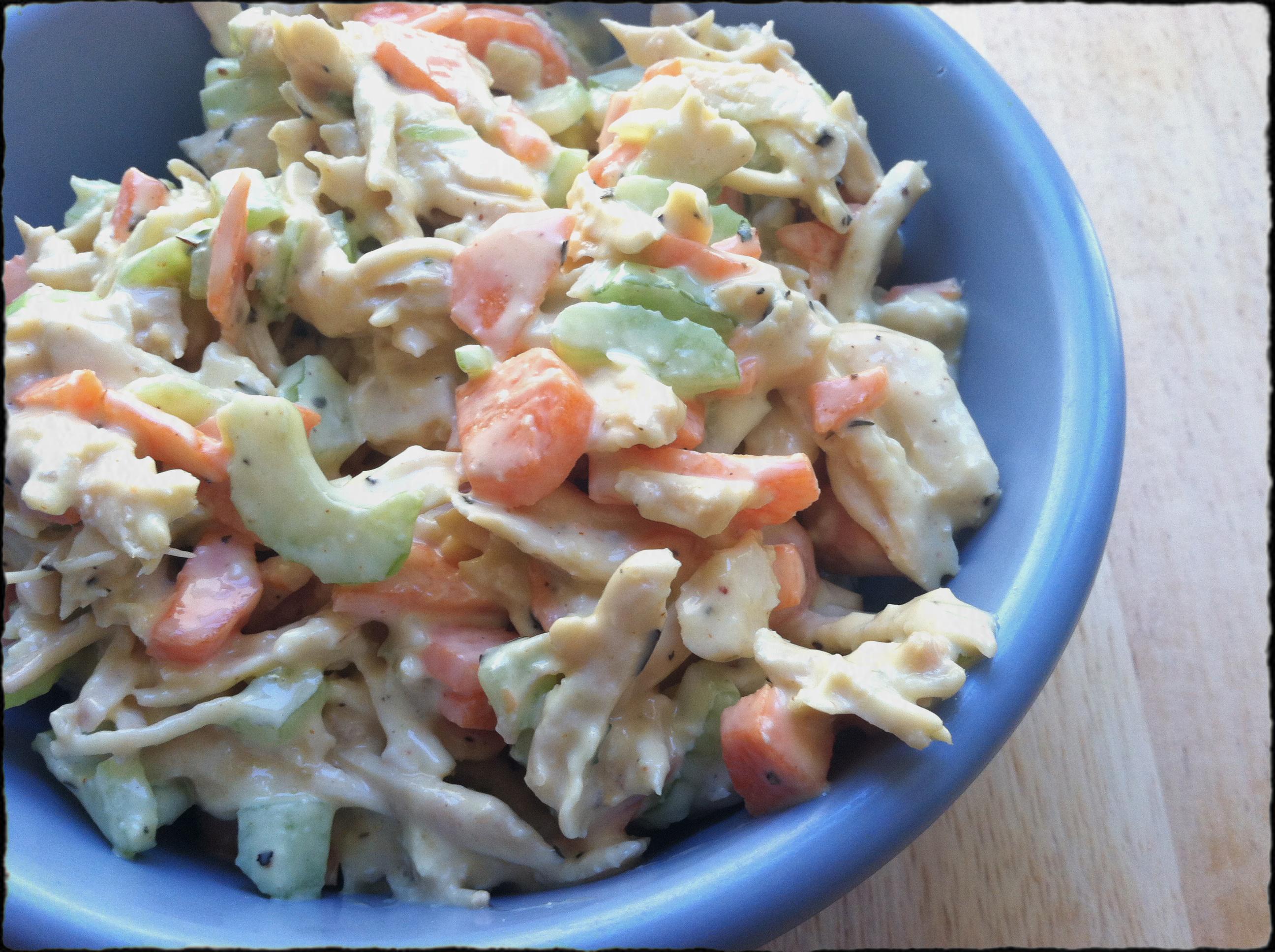 Chicken Salad & Paleo Mayonnaise |